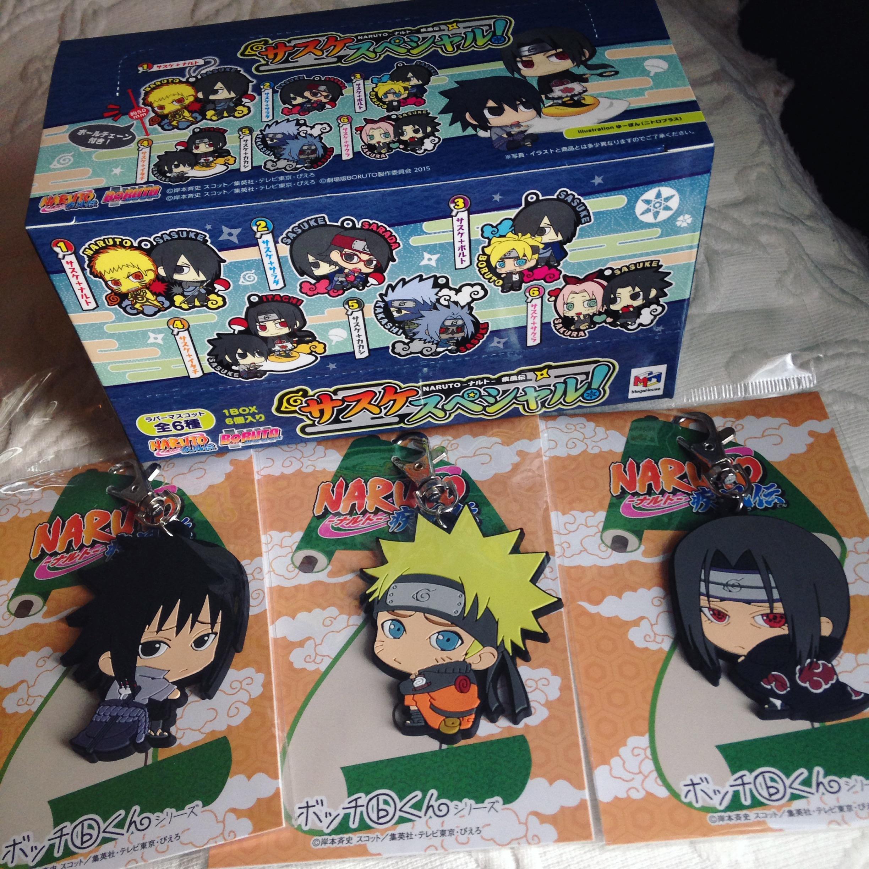 megahouse naruto hatake_kakashi haruno_sakura uzumaki_naruto rubber_keychain naruto_shippuuden uchiha_sasuke acg uchiha_itachi mascot_key_chain kishimoto_masashi yupon bocchi-kun boruto_-naruto_the_movie- uzumaki_boruto uchiha_sarada rubber_mascot rubber_mascot_-_naruto-_shippuden_sasuke_special!