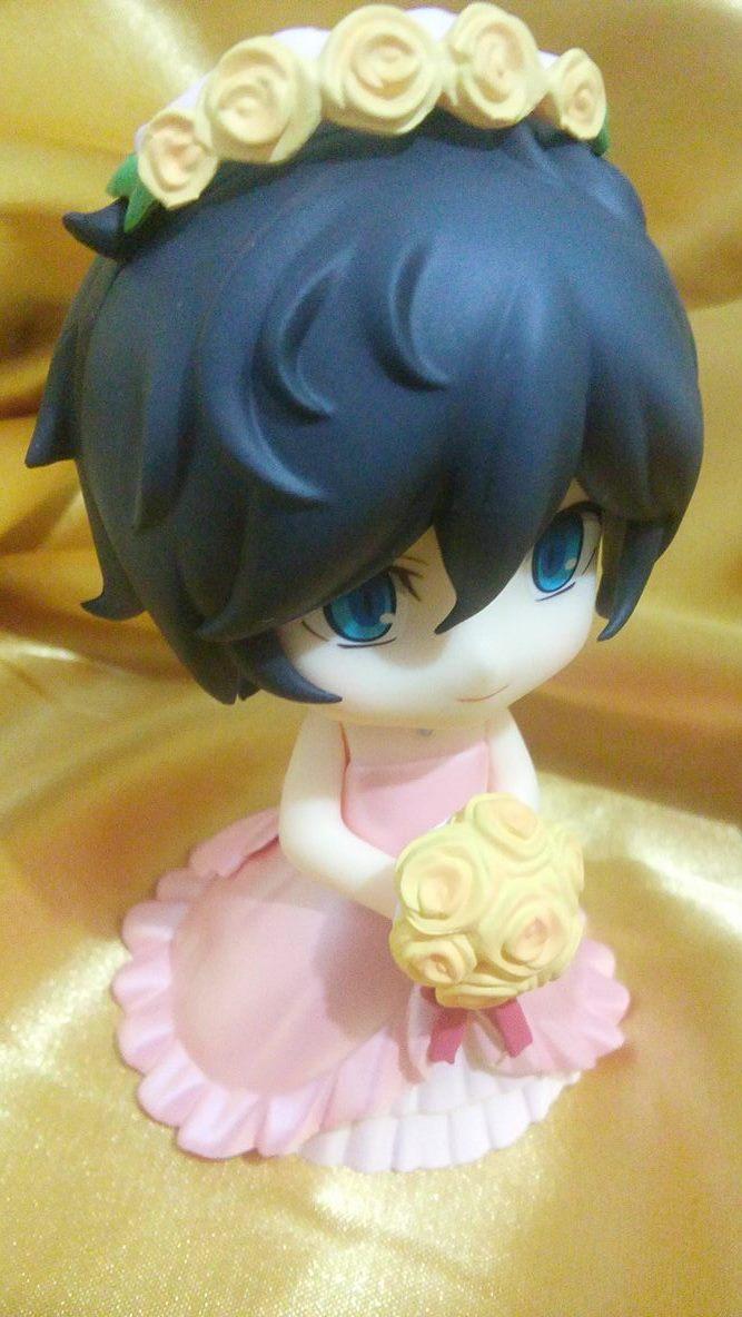nendoroid good_smile_company nendoron shichibee devil_survivor_2_the_animation kuze_hibiki byakko