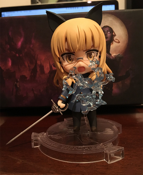 nendoroid perrine_h_clostermann phat_company nendoron strike_witches_2 yukky