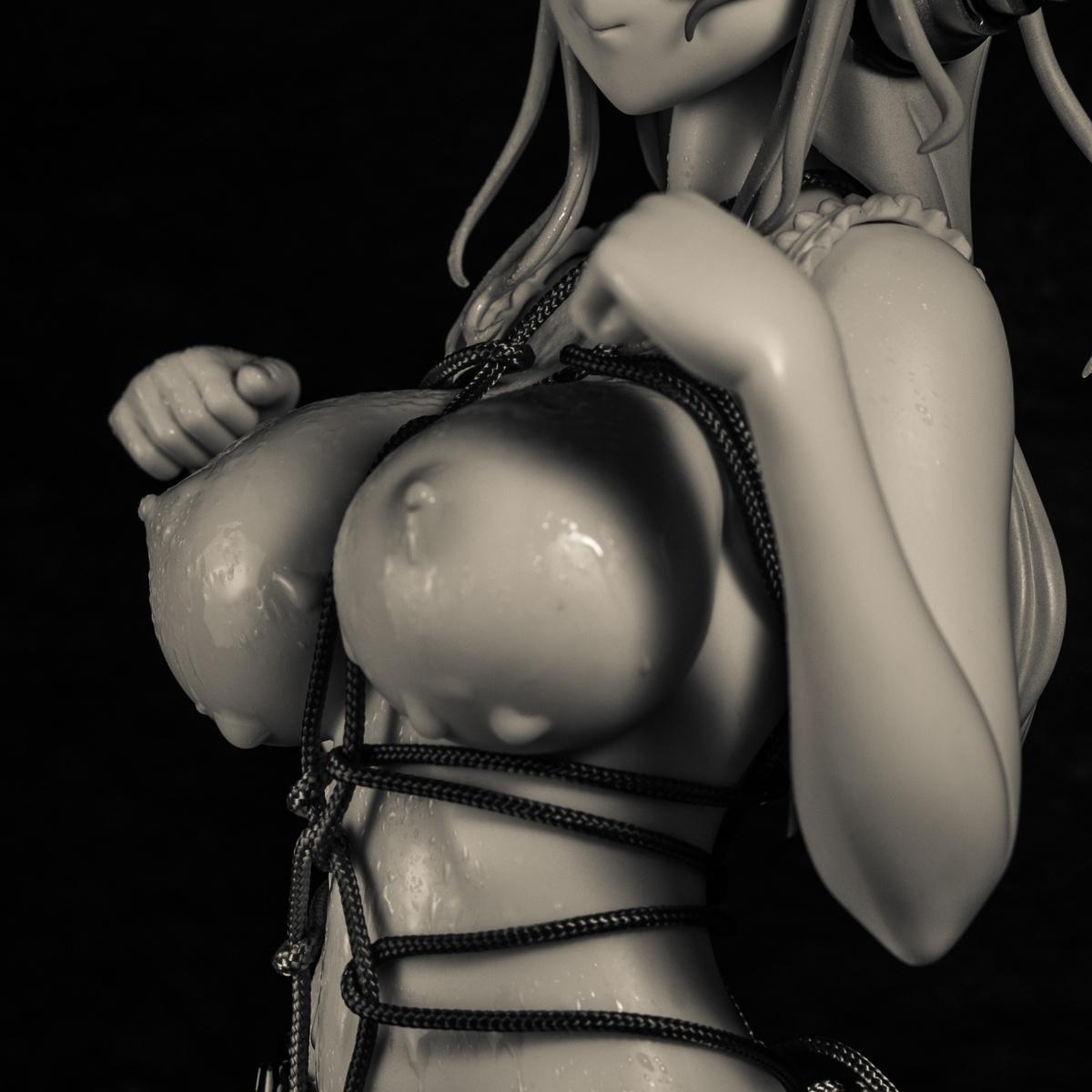 bondage milk freeing sonico nitroplus abe_masato nitro_super_sonic explosive_breasts tsuji_santa