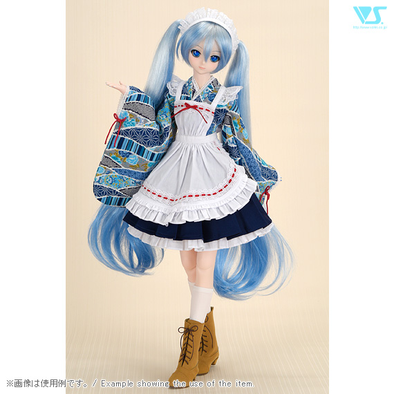 vocaloid volks hatsune_miku dollfie_dream zoukei-mura doll_clothes misaki_serika crypton_future_media tenshi-no-koromo ixima