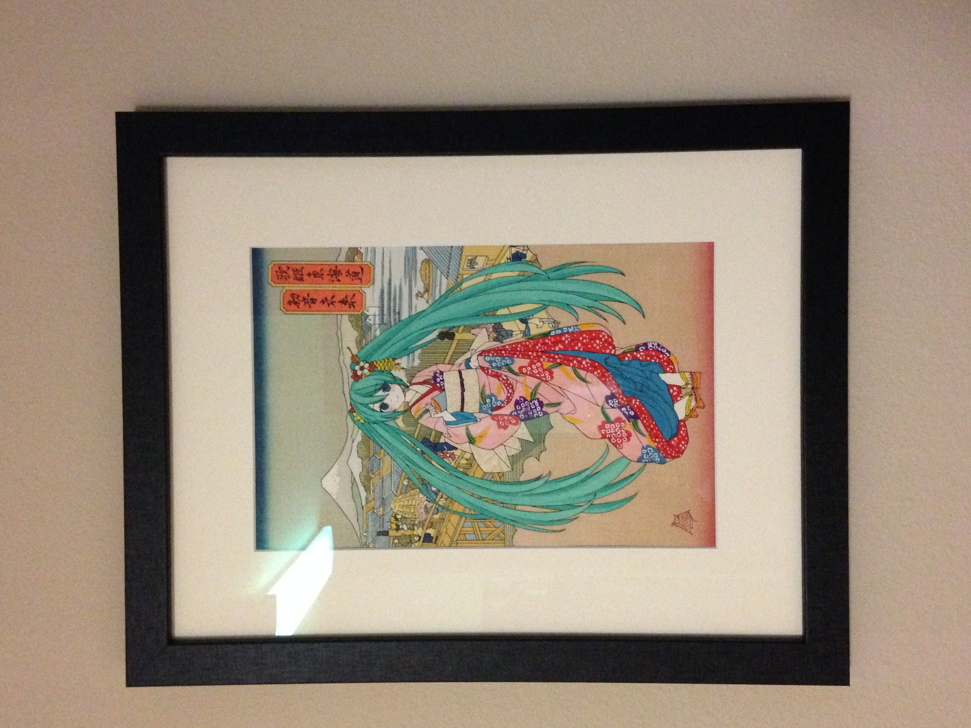 vocaloid hatsune_miku crypton_future_media hobby_stock ukiyo-e