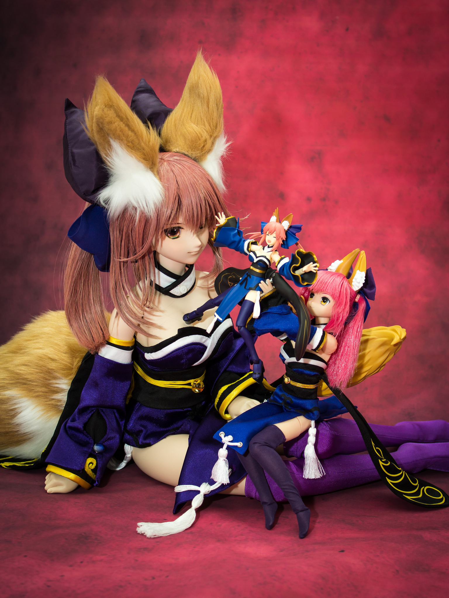 figma max_factory type_moon chizuru hobby_japan azone kuroda_masanori pureneemo pureneemo_characters asai_(apsy)_masaki fate/extra caster_extra marvelous_aql