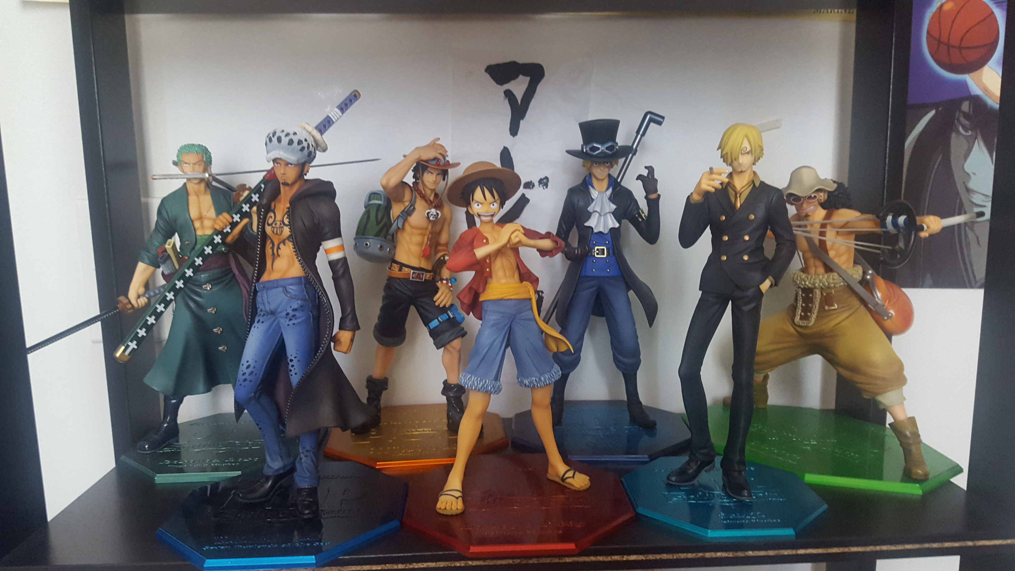 "megahouse one_piece usopp sanji monkey_d._luffy portgas_d._ace excellent_model iwamoto_kunihito roronoa_zoro shueisha trafalgar_law oda_eiichiro portrait_of_pirates_dx attm toei_animation sabo andou_kenji portrait_of_pirates_""sailing_again"" ishiyama_yuuki pinpoint"