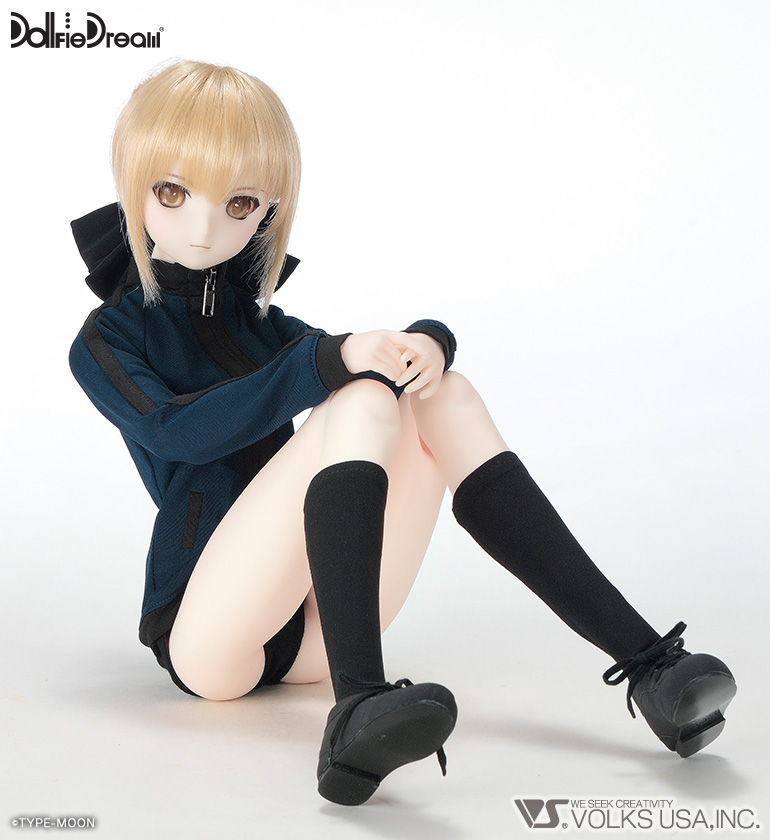 volks dollfie_dream type_moon saber_alter fate/hollow_ataraxia doll_clothes dollfie_dream_character_clothing fate/grand_order dolls_party_36 artoria_pendragon_(santa_alter)_(rider)