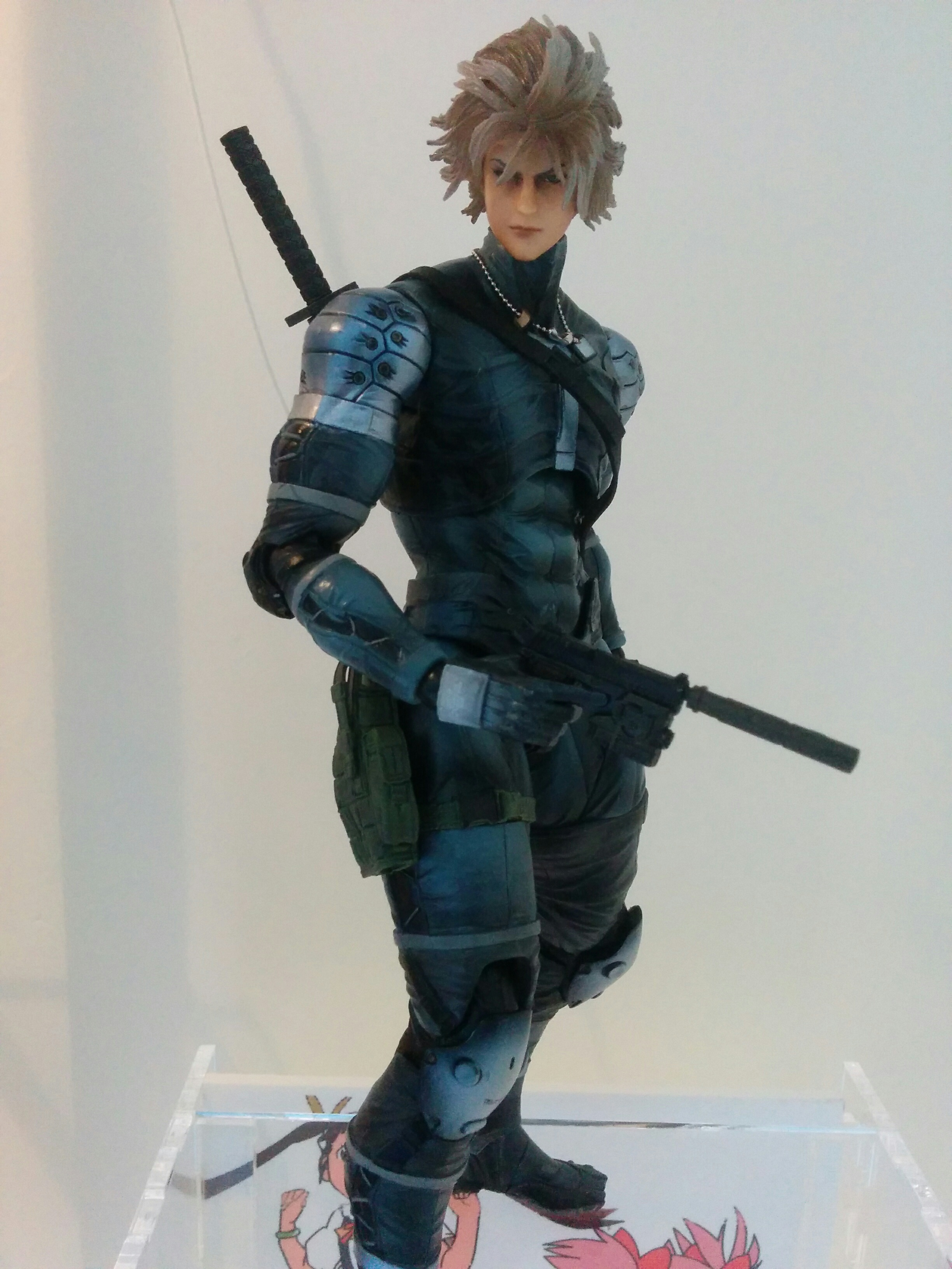 square_enix play_arts_kai raiden konami kojima_productions metal_gear_solid_2:_sons_of_liberty