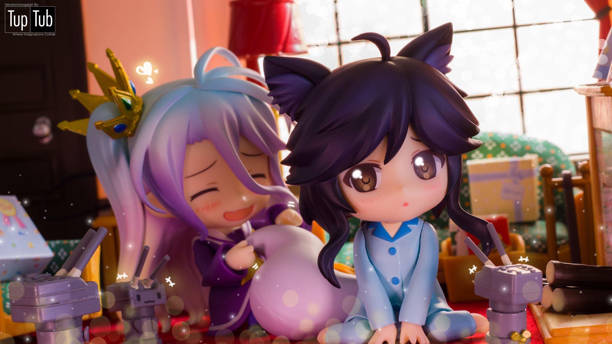 nendoroid good_smile_company shiro nendoron udono_kazuyoshi media_factory kamiya_yuu league_of_legends shichibee no_game_no_life ahri riot_games