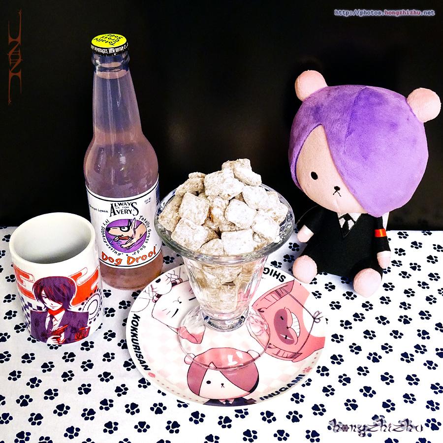 teacup cospa plate hobby_stock gugure!_kokkuri-san kokkuri-san shigaraki inugami
