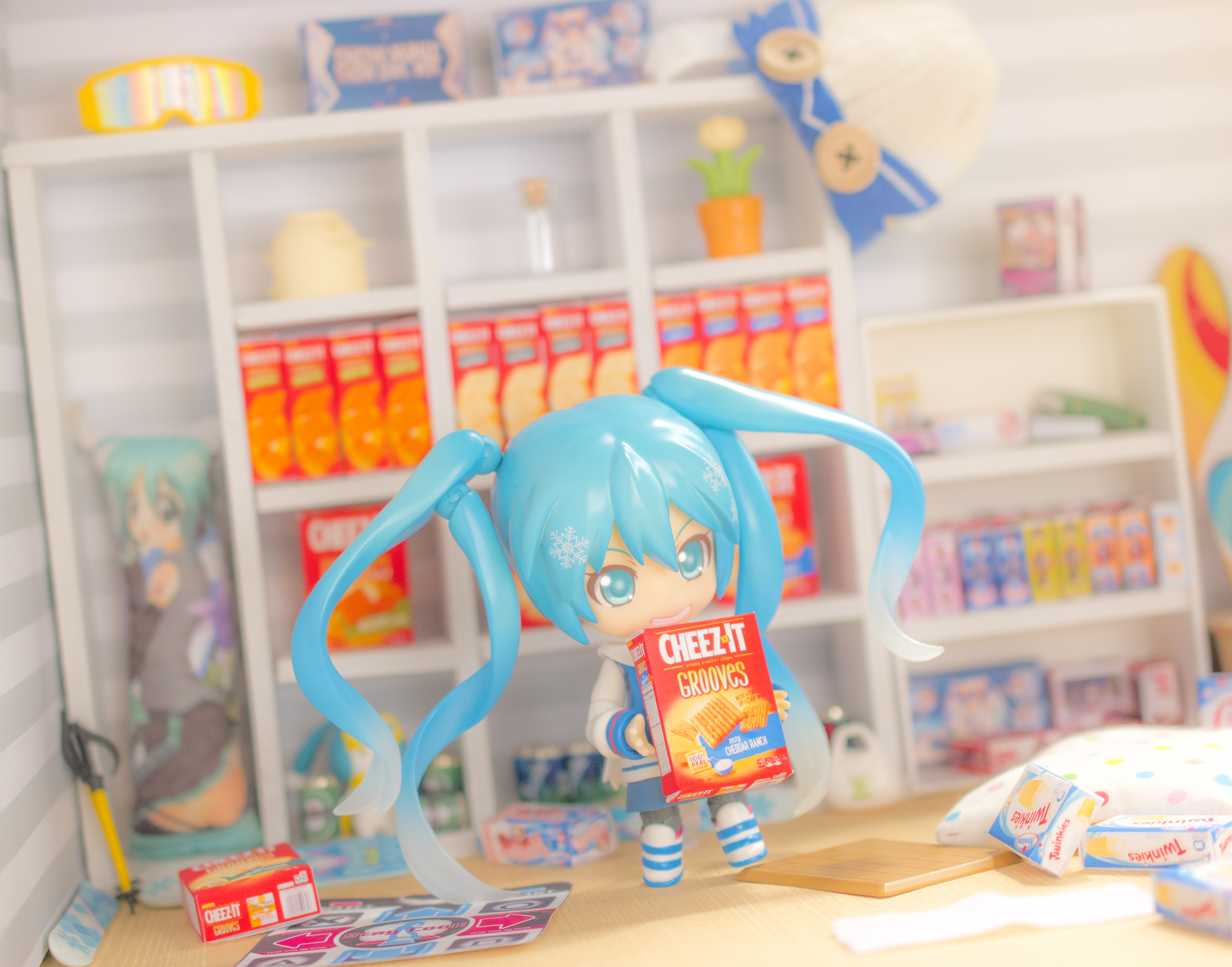 vocaloid nendoroid hatsune_miku good_smile_company nendoron crypton_future_media katahara_itashi rabbit_yukine wonder_festival_2016_[winter]