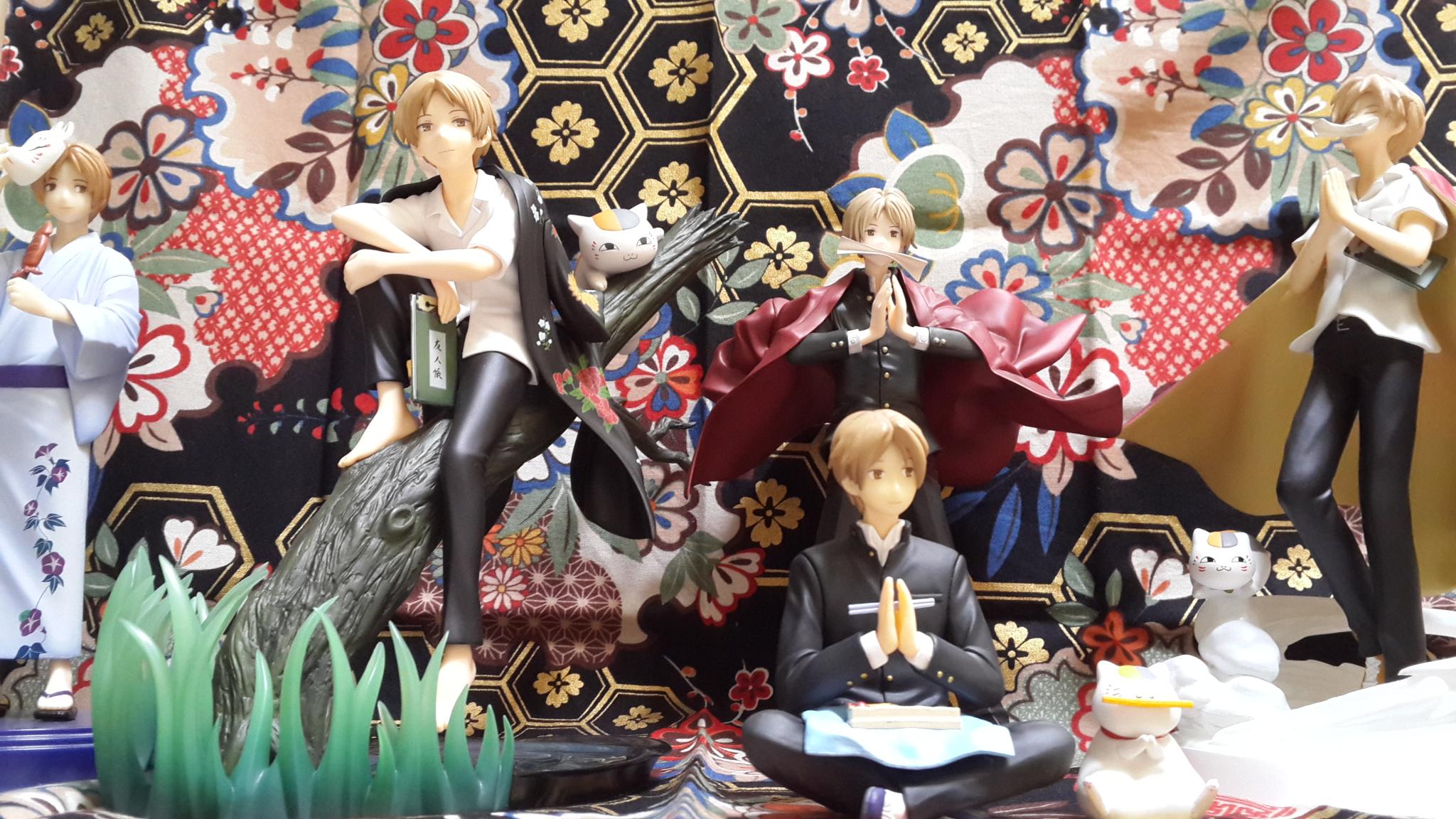 kotobukiya alter banpresto natsume_yuujinchou natsume_takashi ichiban_kuji altair mirano madara_(nyanko-sensei) moriwaki_naoto hakusensha midorikawa_yuki natsume_yuujinchou_san artfx_j dxf_figure itou_yoshinori ichiban_kuji_natsume_yuujinchou_tribute_gallery_~manpuku_emaki ichiban_kuji_natsume_yuujinchou_tribute_gallery_~toki_no_kioku~ natsume_yuujinchou_dxf_figure_~sai~ watanabe_takamasa
