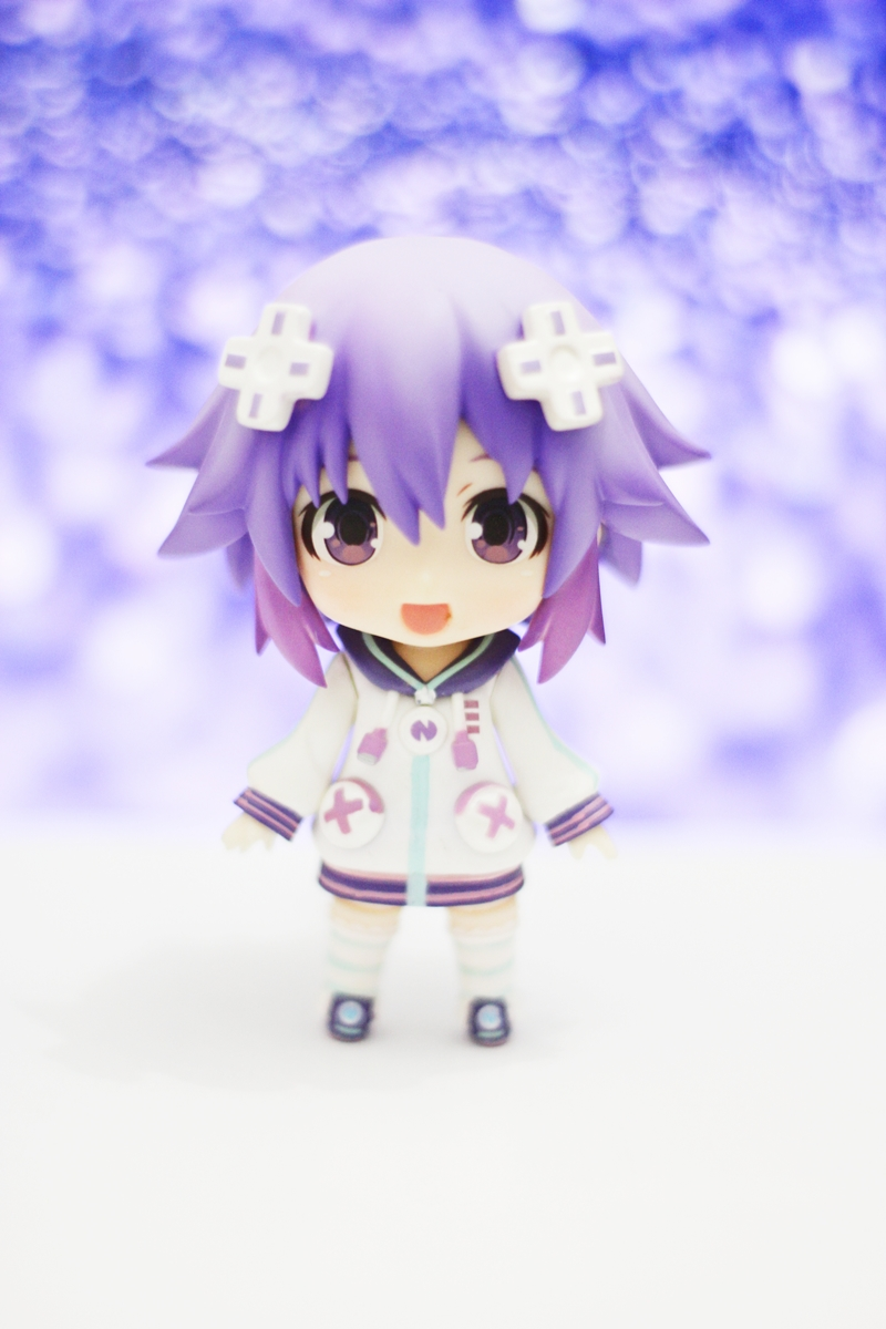 good_smile_company nendoron frontier_works nendoroid knead_k@z neptune choujigen_game_neptune:_the_animation