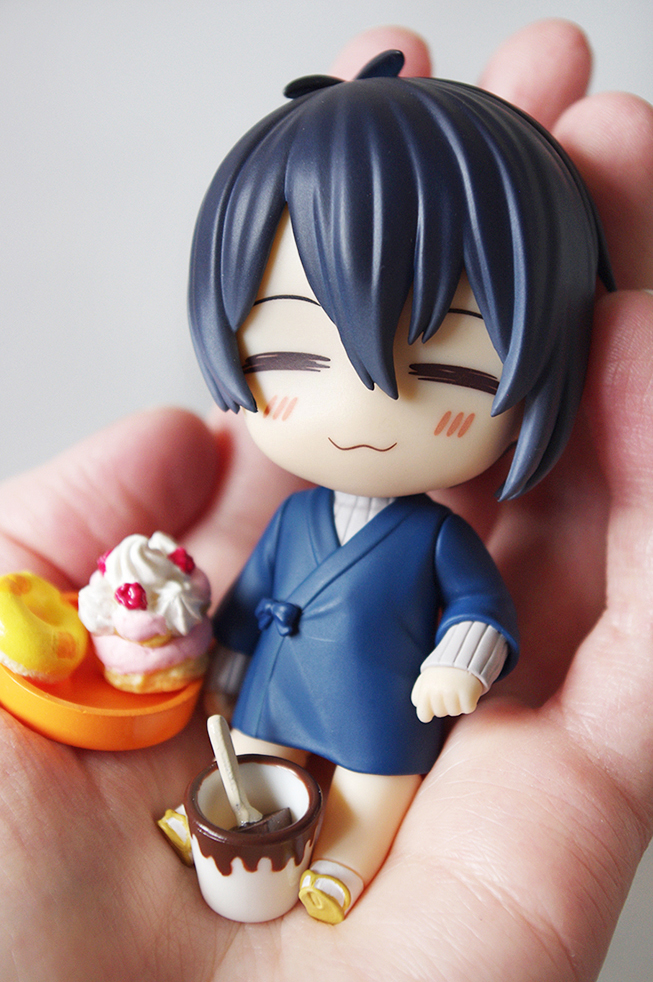 good_smile_company nendoron nitroplus nendoroid sasaki_kai dmm.com touken_ranbu_-_online mikazuki_munechika katanashi nendoroid_co-de orange_rouge