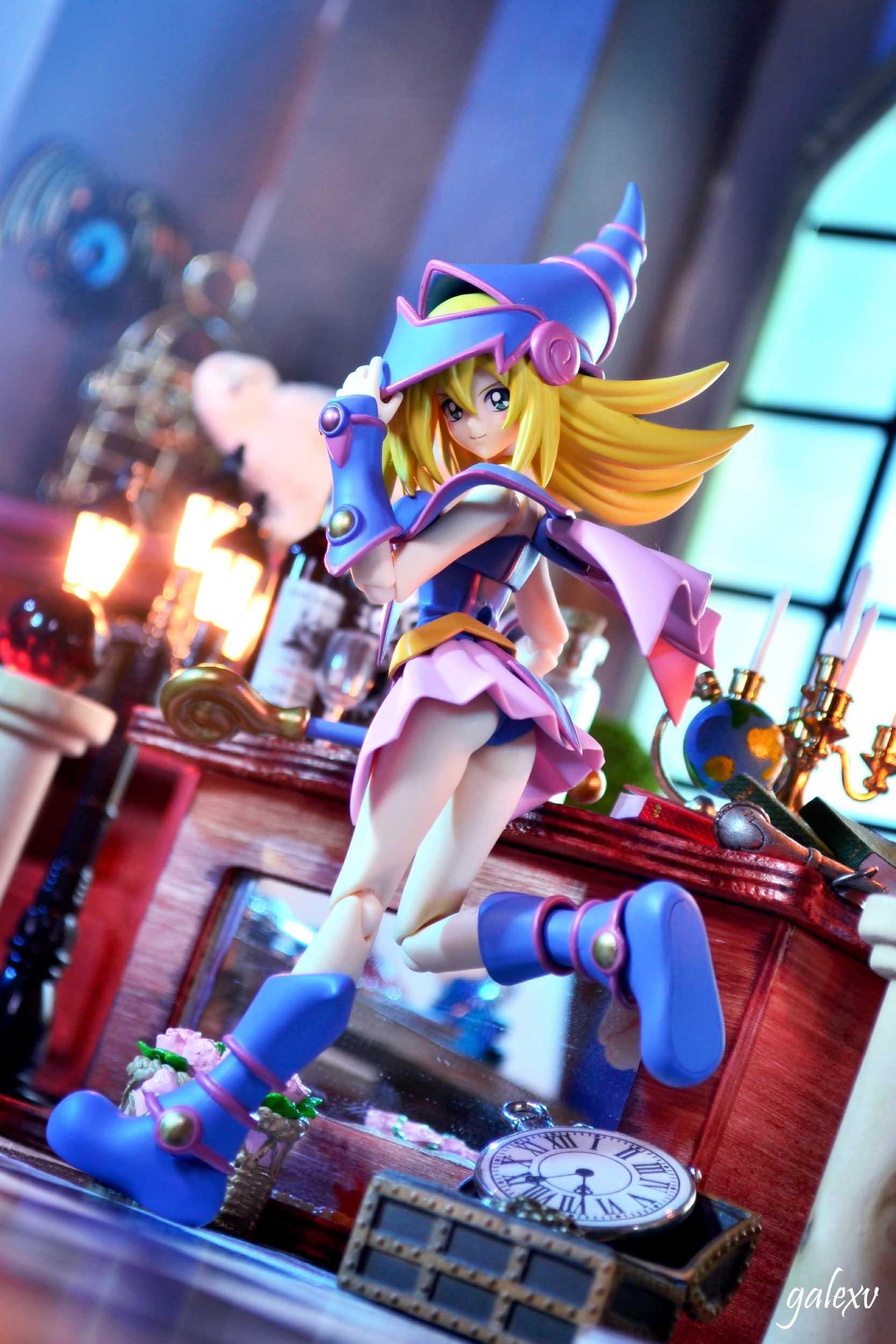 figma max_factory black_magician_girl shueisha asai_(apsy)_masaki takahashi_kazuki yu-gi-oh!_duel_monsters taizou seki