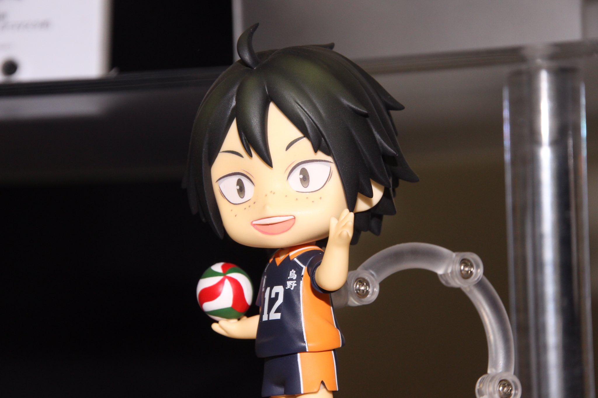 nendoroid shueisha furudate_haruichi yamaguchi_tadashi orange_rouge haikyuu!!_karasuno_koukou_vs_shiratorizawa_gakuen_koukou