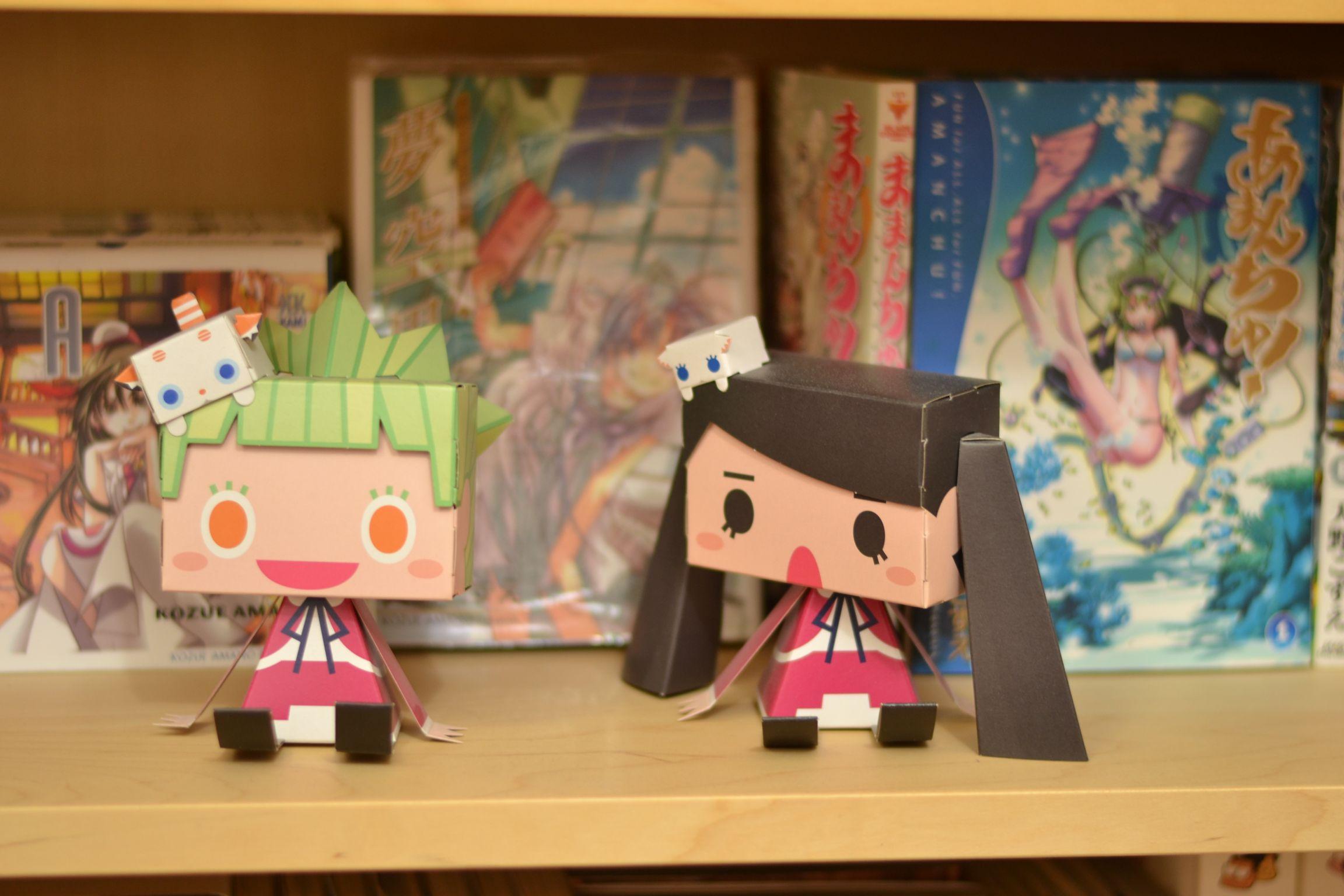 nasos kohinata_hikari graphig amano_kozue mag_garden cospa amanchu! ooki_futaba