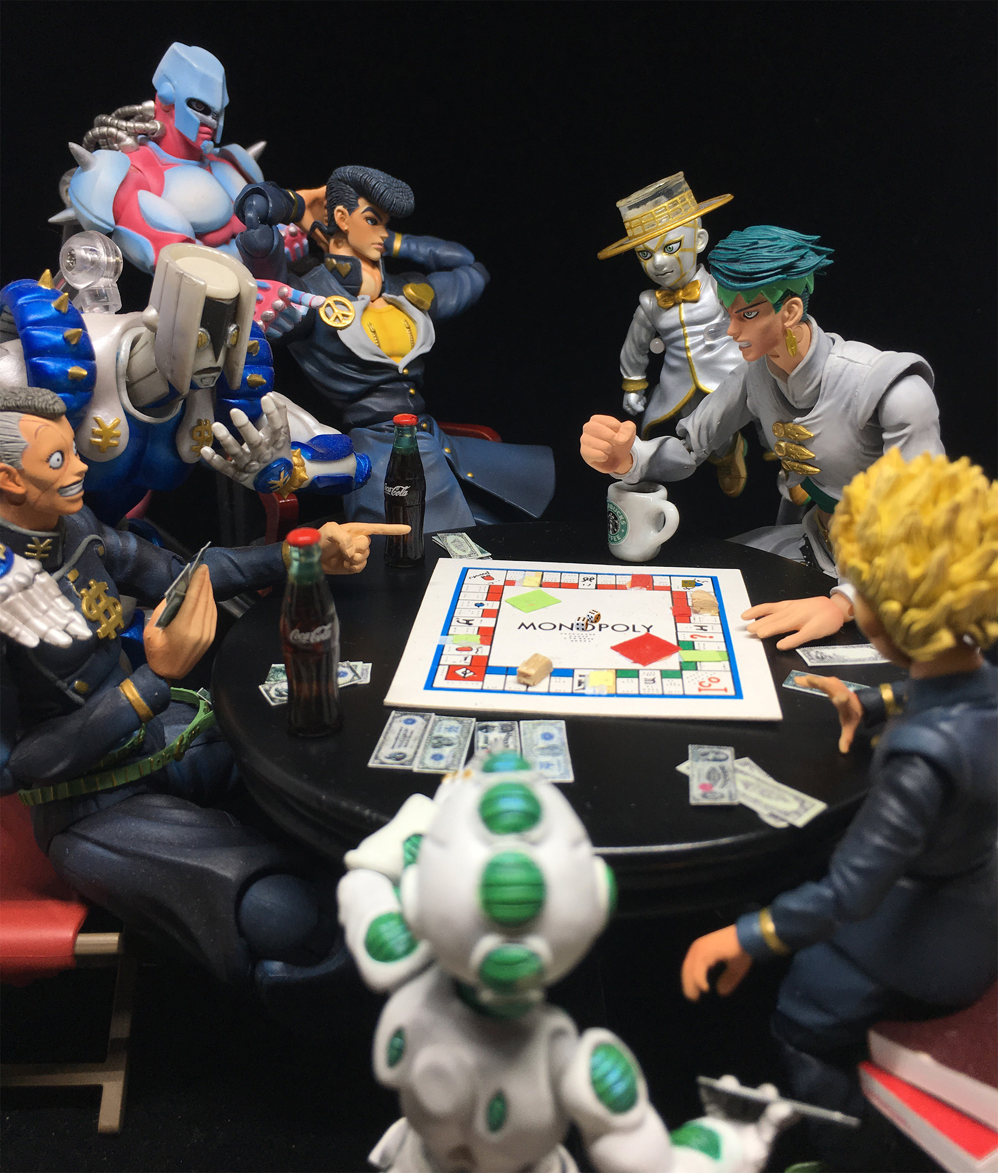 super_action_statue shueisha jojo_no_kimyou_na_bouken medicos_entertainment progress araki_hirohiko higashikata_josuke kishibe_rohan crazy_diamond hirose_koichi echoes_act_1 the_hand echoes_act_3 echoes_act_2 nijimura_okuyasu heaven's_door lucky_land_communications diamond_wa_kudakenai