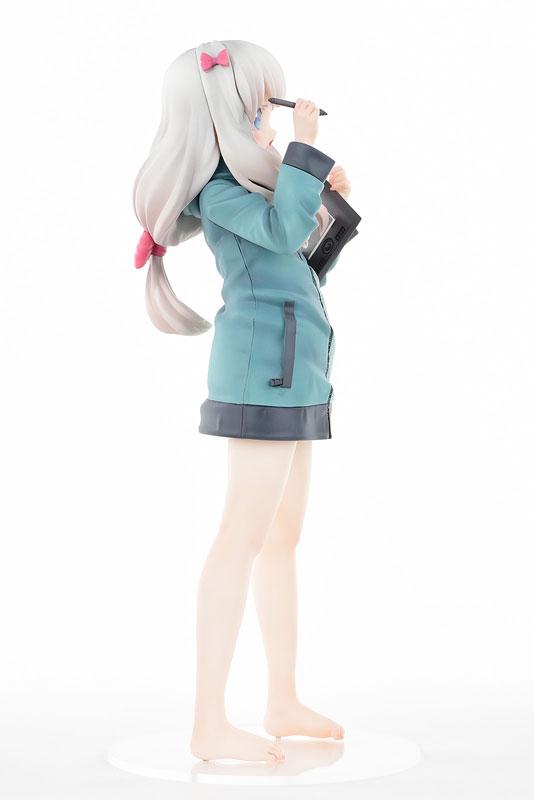 fushimi_tsukasa orca_toys izumi_sagiri ero_manga-sensei eldora_model