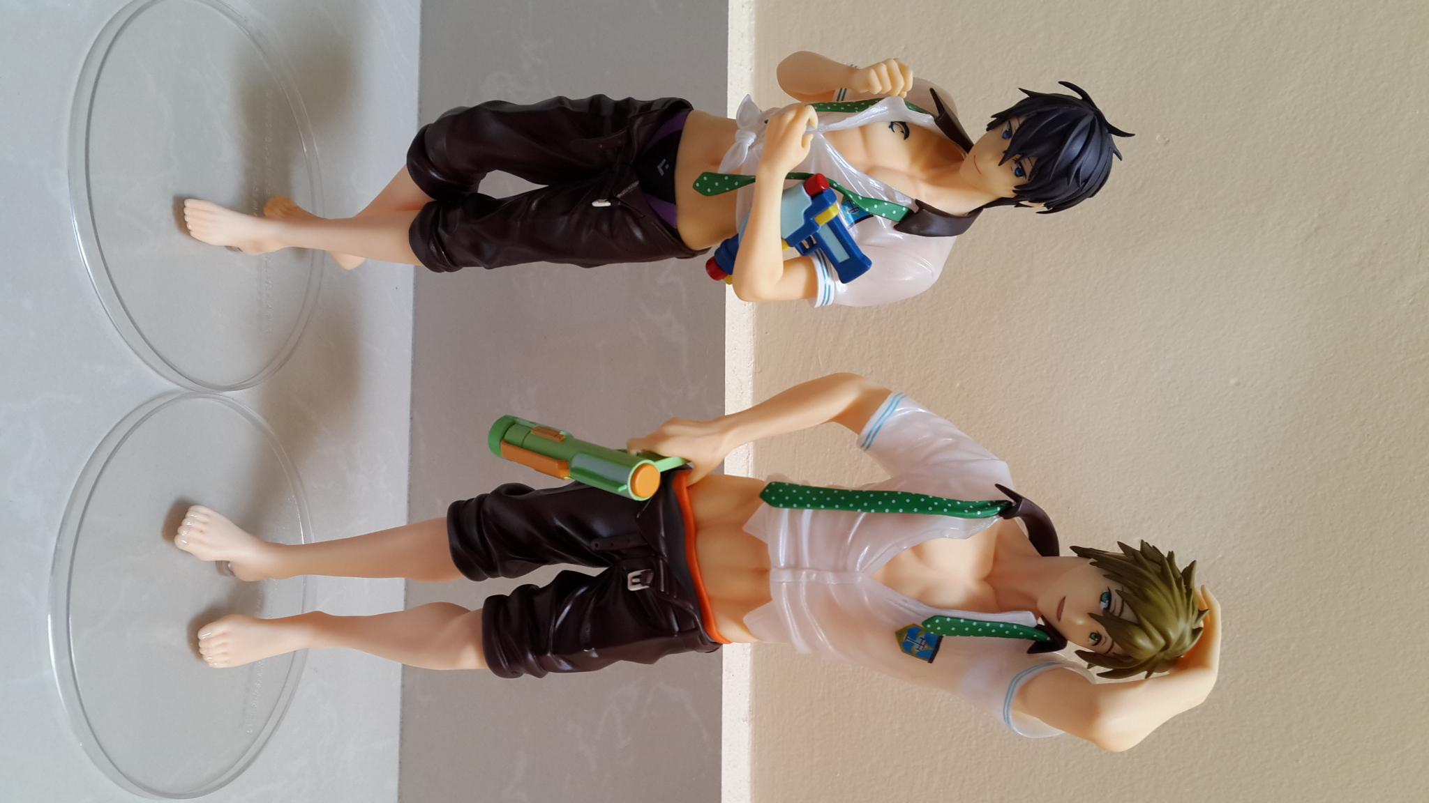 toy's_works nanase_haruka tachibana_makoto free!_-eternal_summer- sato kohirou