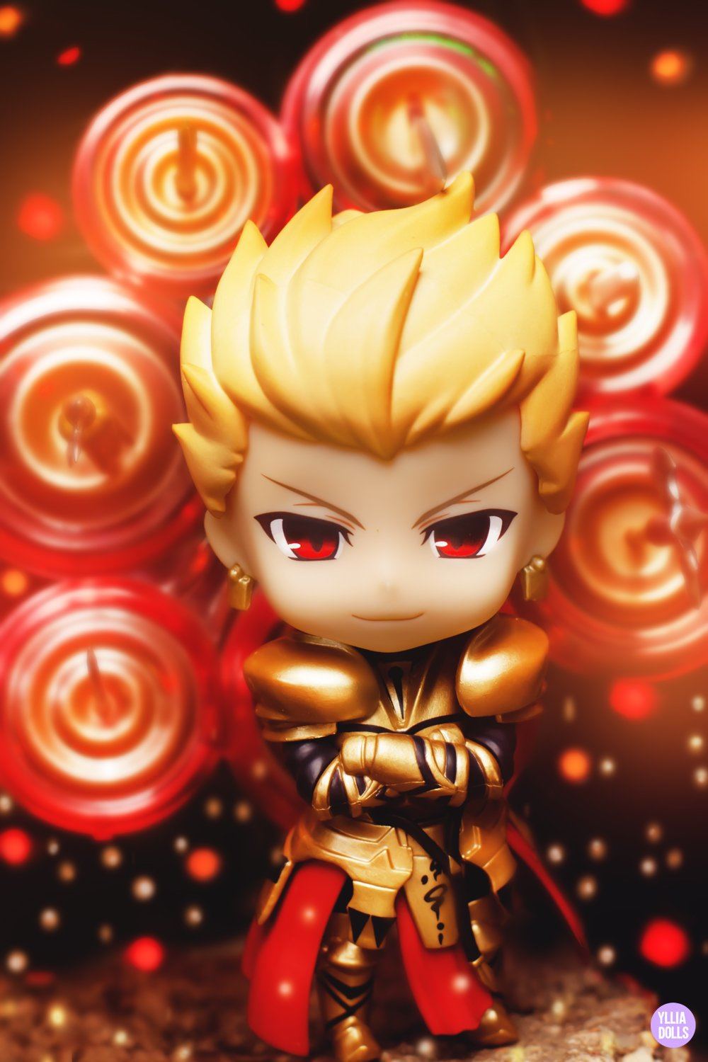 nendoroid type_moon good_smile_company fate/stay_night nendoron gilgamesh knead_k@z