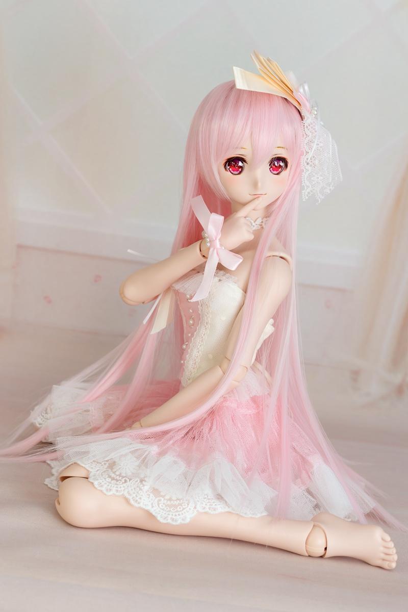 macross_frontier volks dollfie_dream ranka_lee dollfie_dream_sister zoukei-mura doll_clothes misaki_serika la_parsonal_collection_pink_label home_town_dolpa_kyoto_13