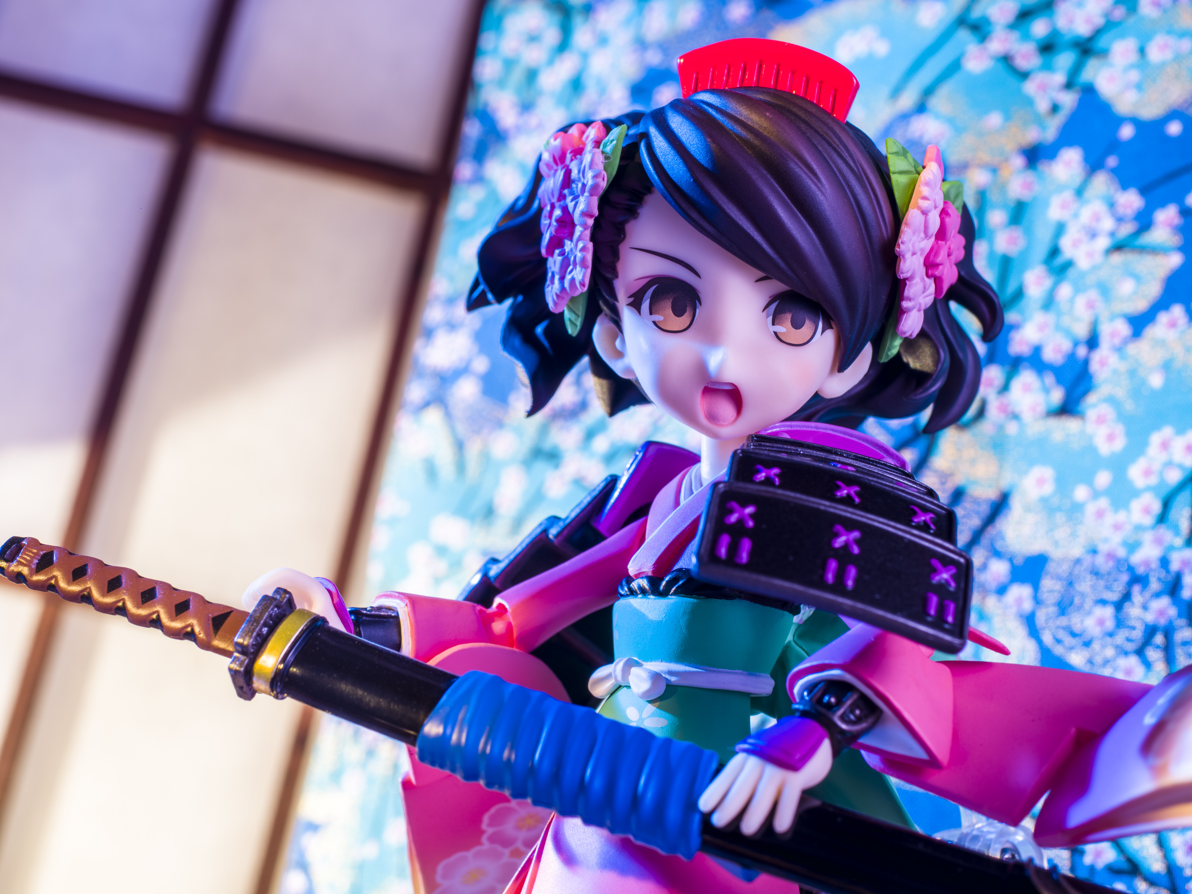 momohime oboro_muramasa phat_company toona_kanshi parfom scratch_modelist marvelous_inc.
