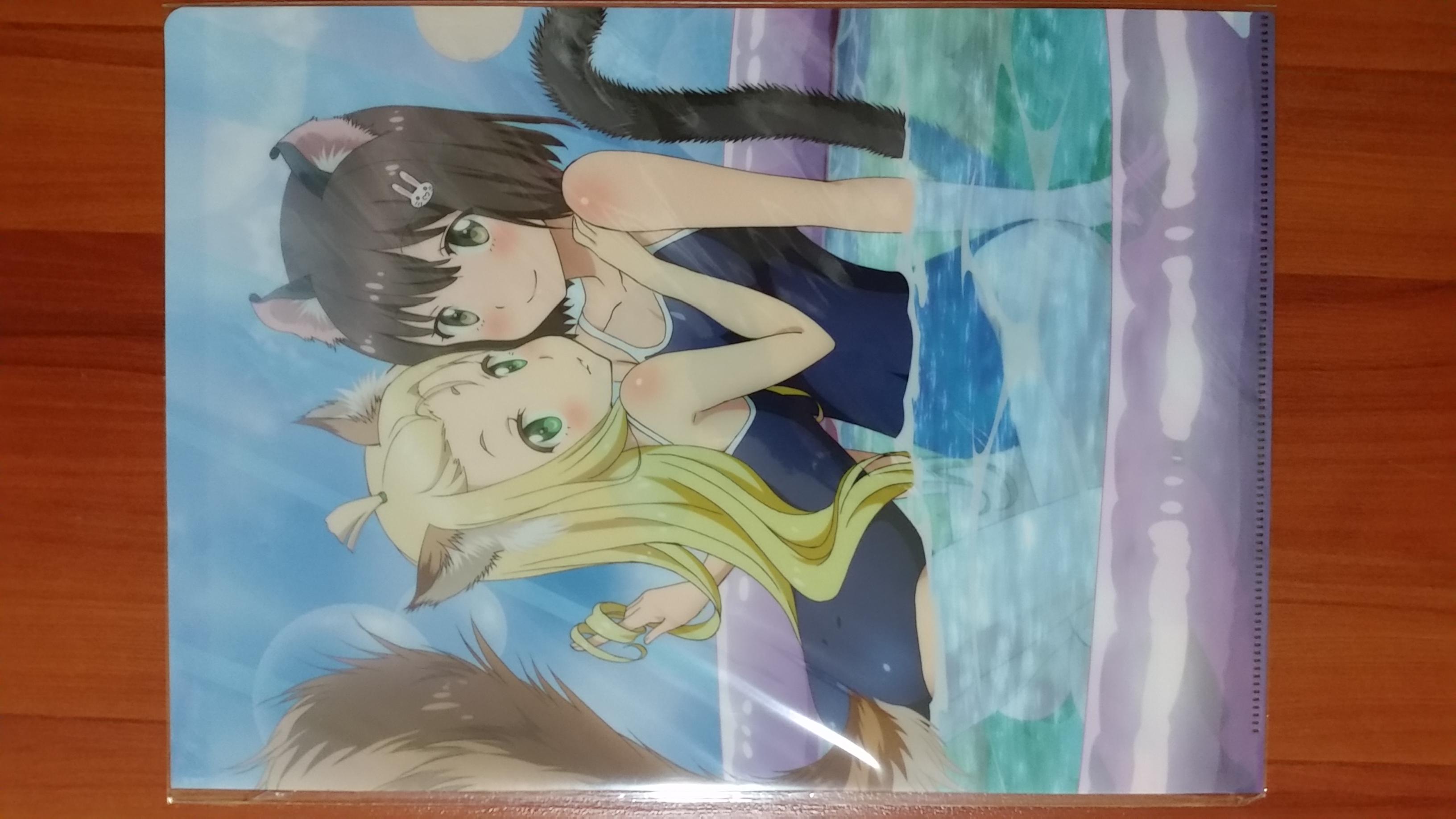 ascii_media_works kadokawa clear_file azu_maker imigi_muru kono_bijutsubu_ni_wa_mondai_ga_aru! usami_mizuki colette