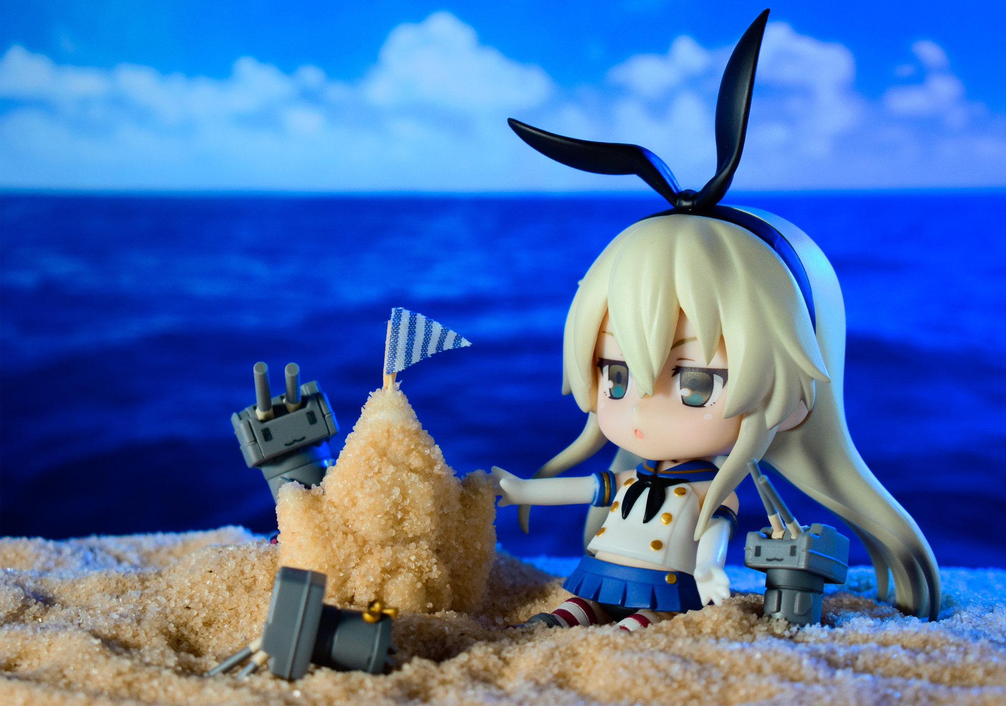 nendoroid good_smile_company nendoron jun_(e.v.) shimakaze kantai_collection_~kan_colle~ dmm.com kadokawa_games rensouhou-chan