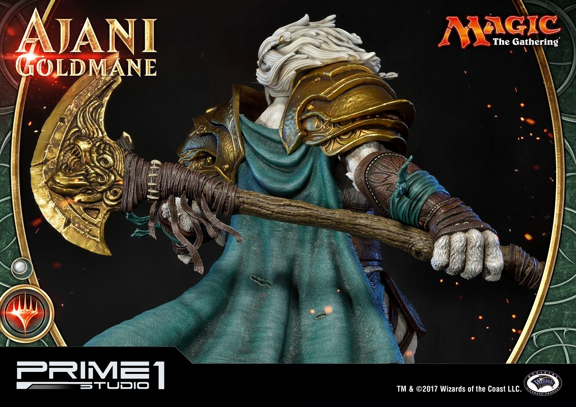 prime_1_studio magic:_the_gathering ajani premium_masterline