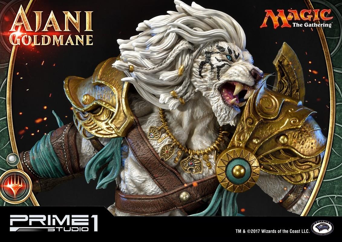 prime_1_studio magic:_the_gathering ajani premium_masterline