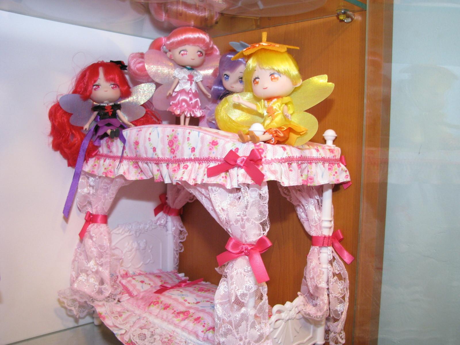 rose sega himawari sumire lip rilu_rilu_fairilu_~yousei_no_door~