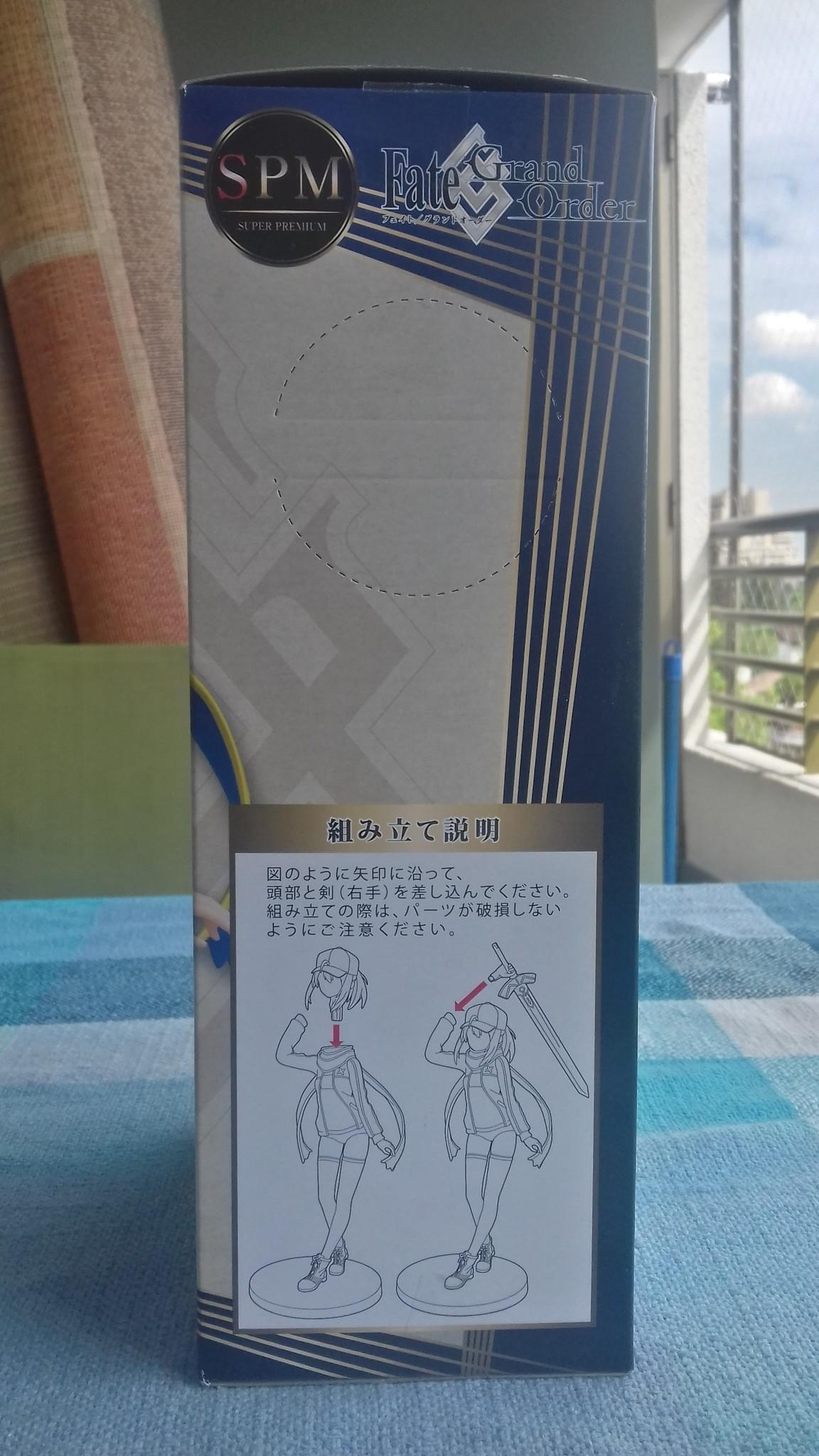 sega type_moon teiji fate/grand_order nazo_no_heroine_x spm_figure