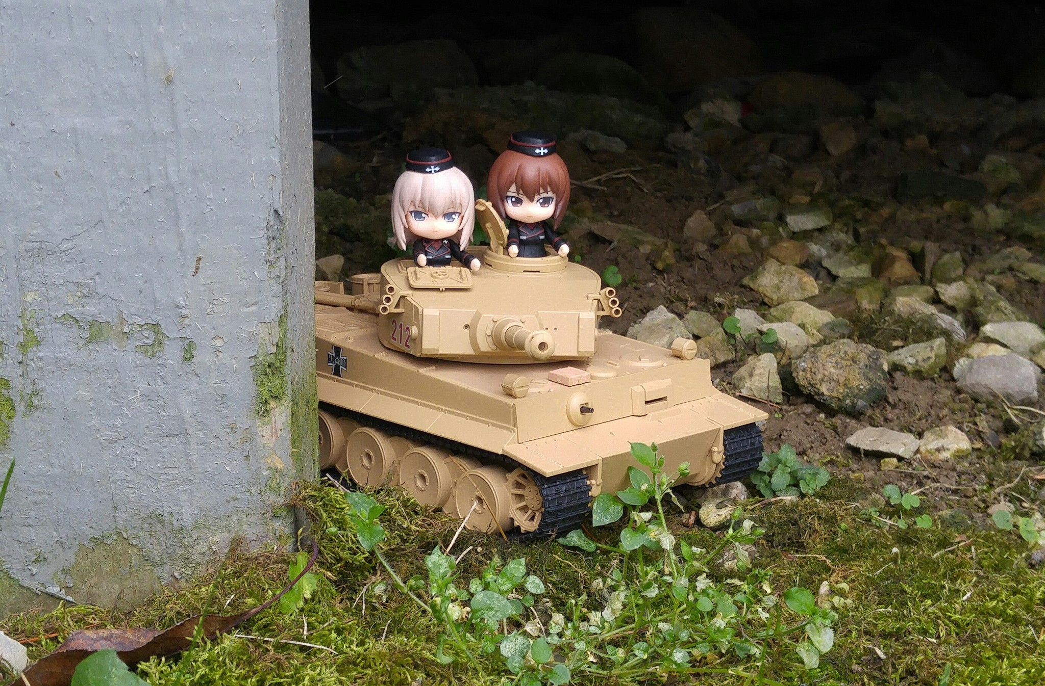 nendoroid_petit good_smile_company nendoroid_more tokyo_unique girls_und_panzer_der_film