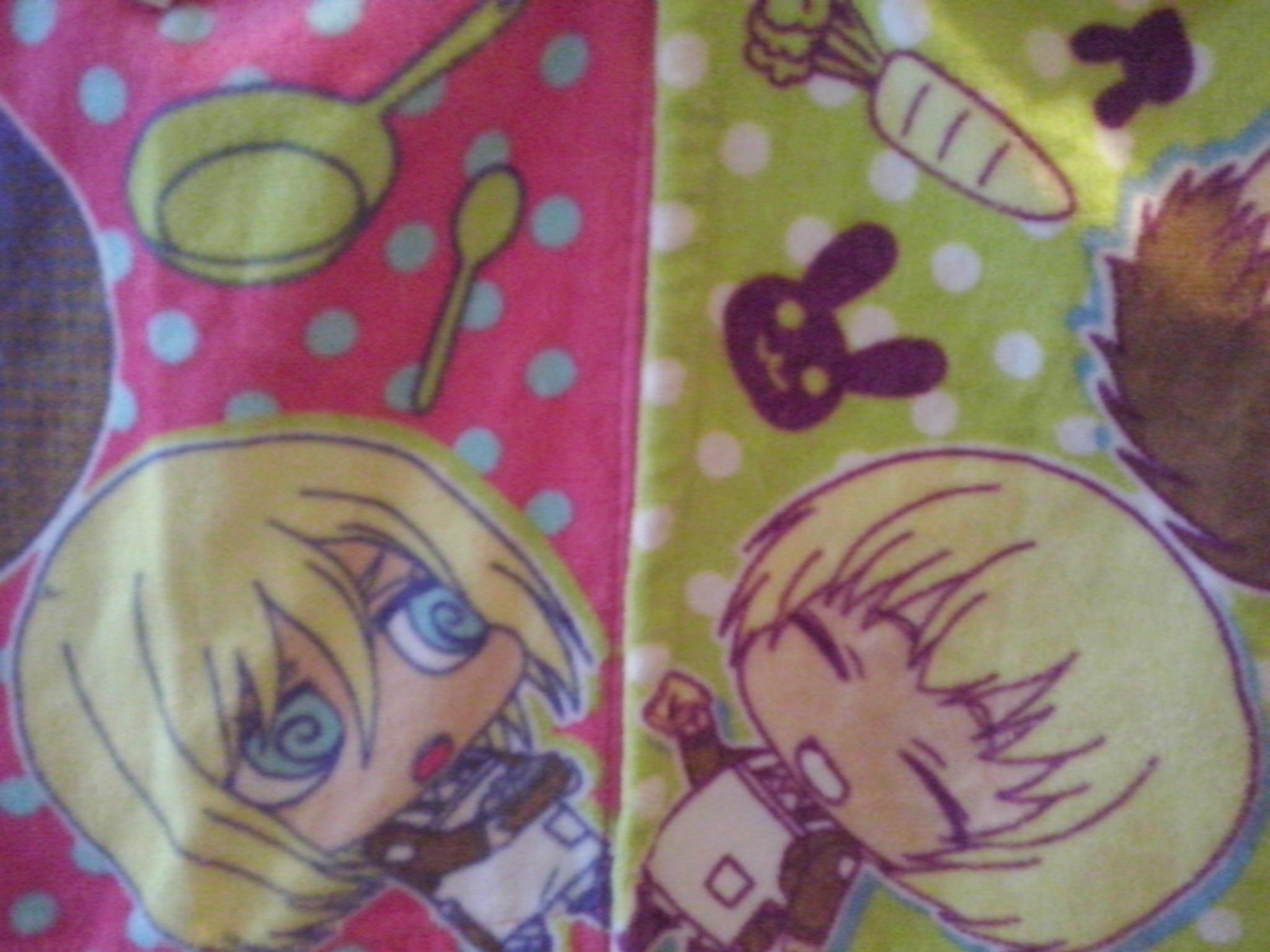 ymir banpresto chimi ichiban_kuji mini_towel kodansha chimi_chara shingeki_no_kyojin isayama_hajime krista_lenz jean_kirstein armin_arlert ichiban_kuji_shingeki_no_kyojin_~_tobe!_chousa_heidan!!_~