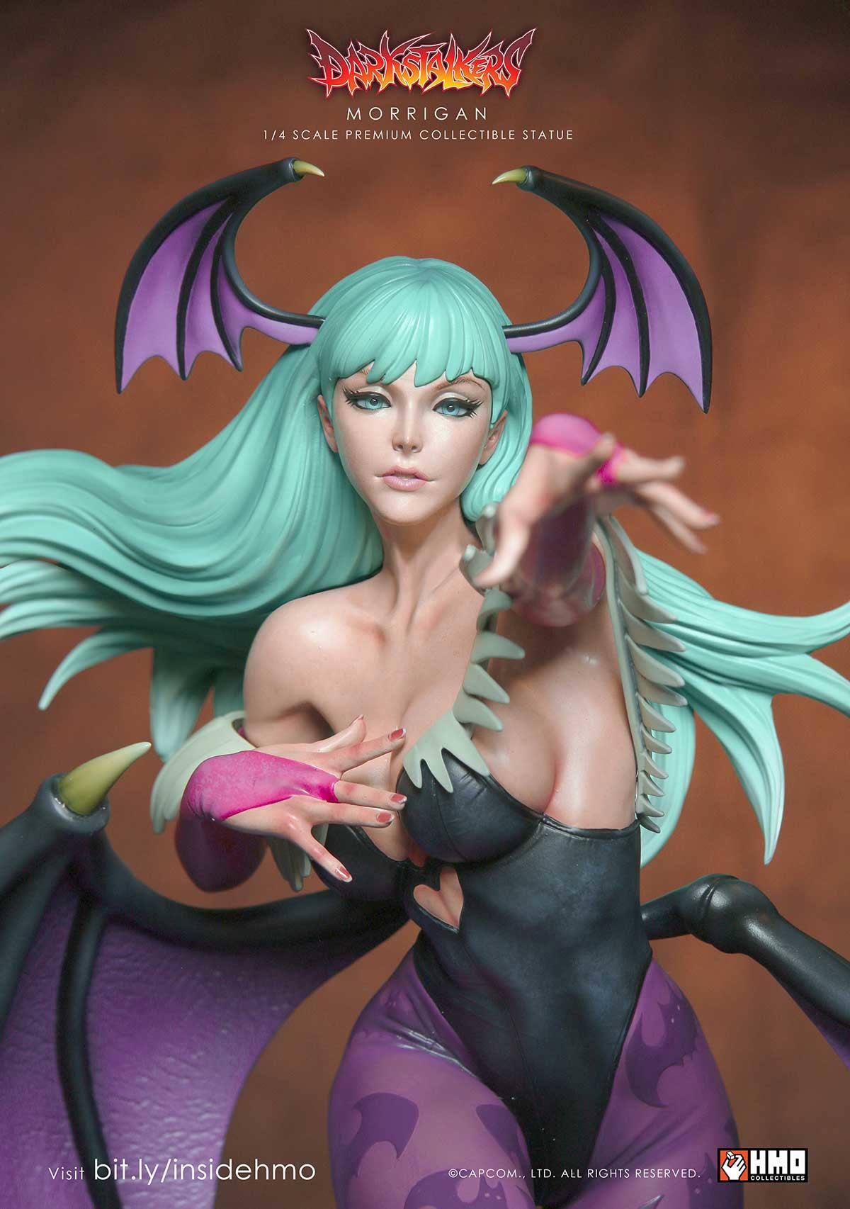 capcom morrigan_aensland vampire_resurrection hand_made_object mufizal_mokhtar james_tce