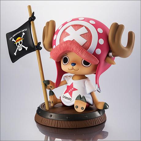 "megahouse one_piece excellent_model tony_tony_chopper portrait_of_pirates_""sailing_again"" tokyo_comic_con_2017"