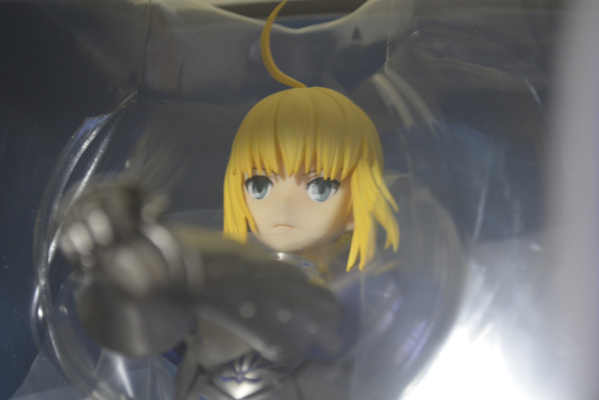 kotobukiya saber type_moon nakamura_hirotoshi ufotable fate/stay_night_unlimited_blade_works marvelous_inc.