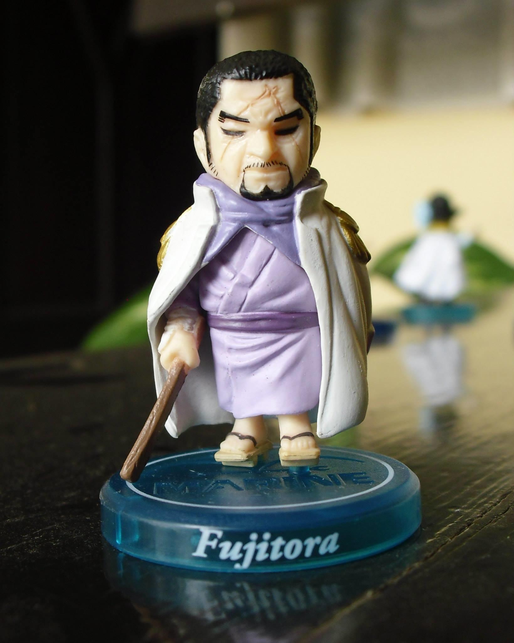 one_piece bandai oda_eiichiro fujitora one_piece_collection_corrida_colosseum