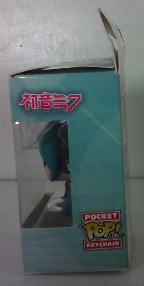vocaloid hatsune_miku crypton_future_media funko_toys figure_keyholder pocket_pop!_keychain