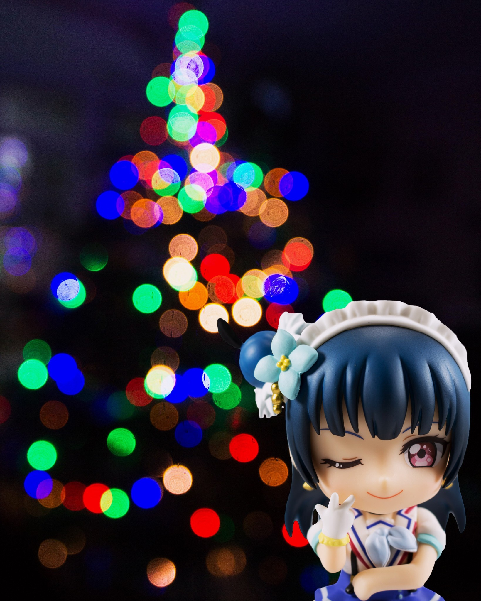 nendoroid good_smile_company nendoron shichibee love_live!_sunshine!! tsushima_yoshiko
