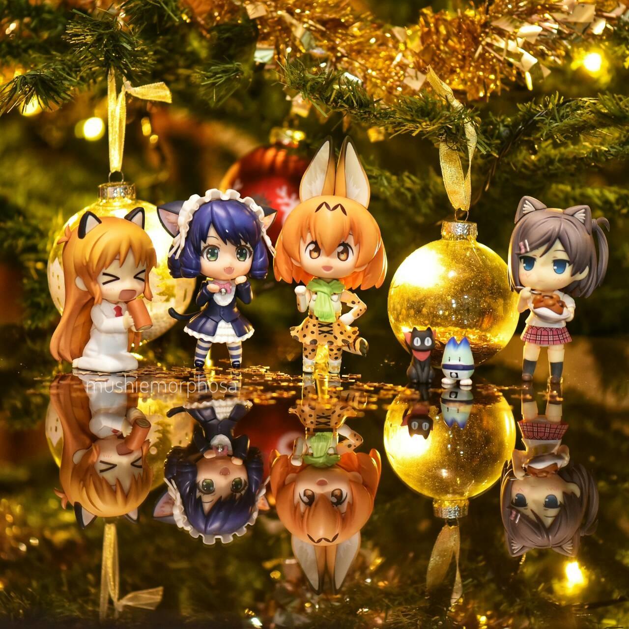 nendoroid good_smile_company cyan hakase sanrio nendoron kadokawa media_factory nichijou sakamoto arawi_keiichi hentai_ouji_to_warawanai_neko tsutsukakushi_tsukiko sagara_sou nexon matsuzawa_yuuta show_by_rock!! taketomo chen_tian ichihashi_takuya katou_manabu kemono_friends serval lucky_beast