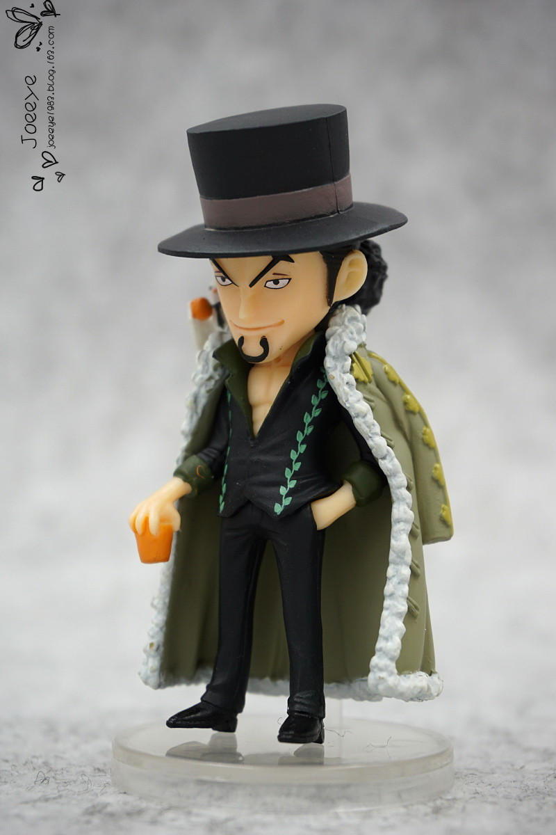 one_piece banpresto rob_lucci hattori world_collectable_figure ichiban_kuji shueisha oda_eiichiro toei_animation inc. fuji_television_network ichiban_kuji_figure_selection_one_piece_extra_closet_~re:members_log~