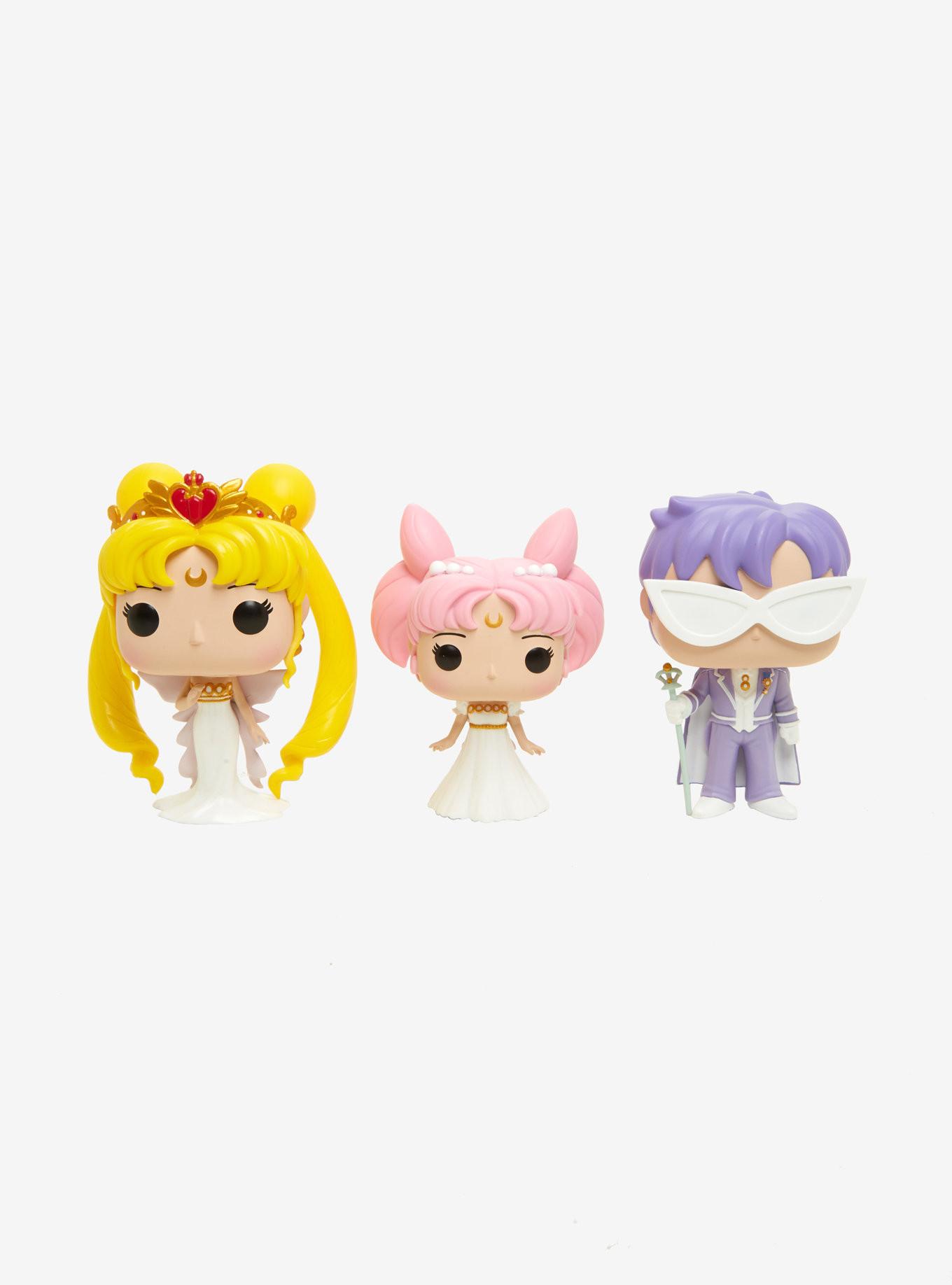 bishoujo_senshi_sailor_moon toei_animation takeuchi_naoko neo_queen_serenity king_endymion funko_toys pop!_vinyl princess_usagi_small_lady_serenity