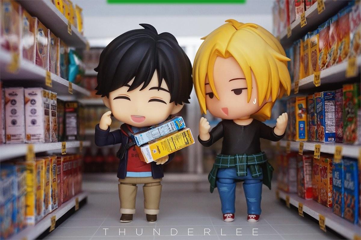 Ash & Eiji
