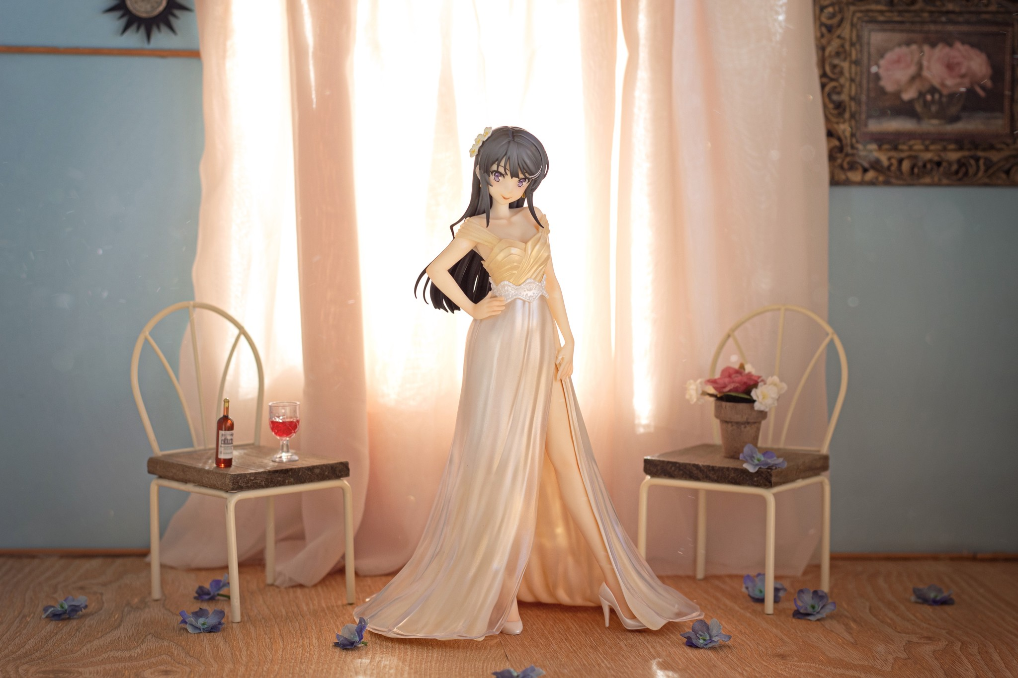 Mai Sakurajima Bridesmaid ver.