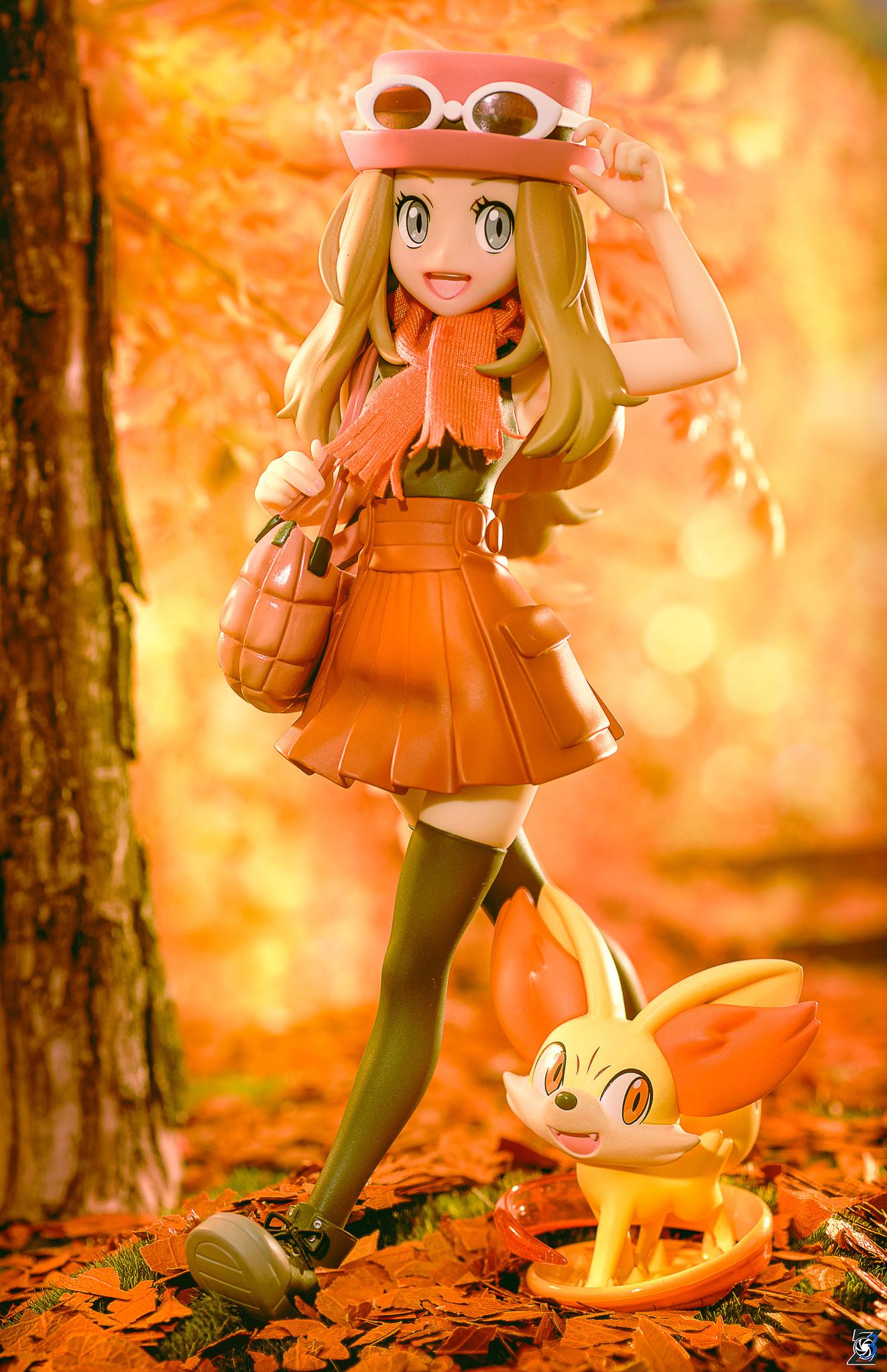 Pokémon love autumn?