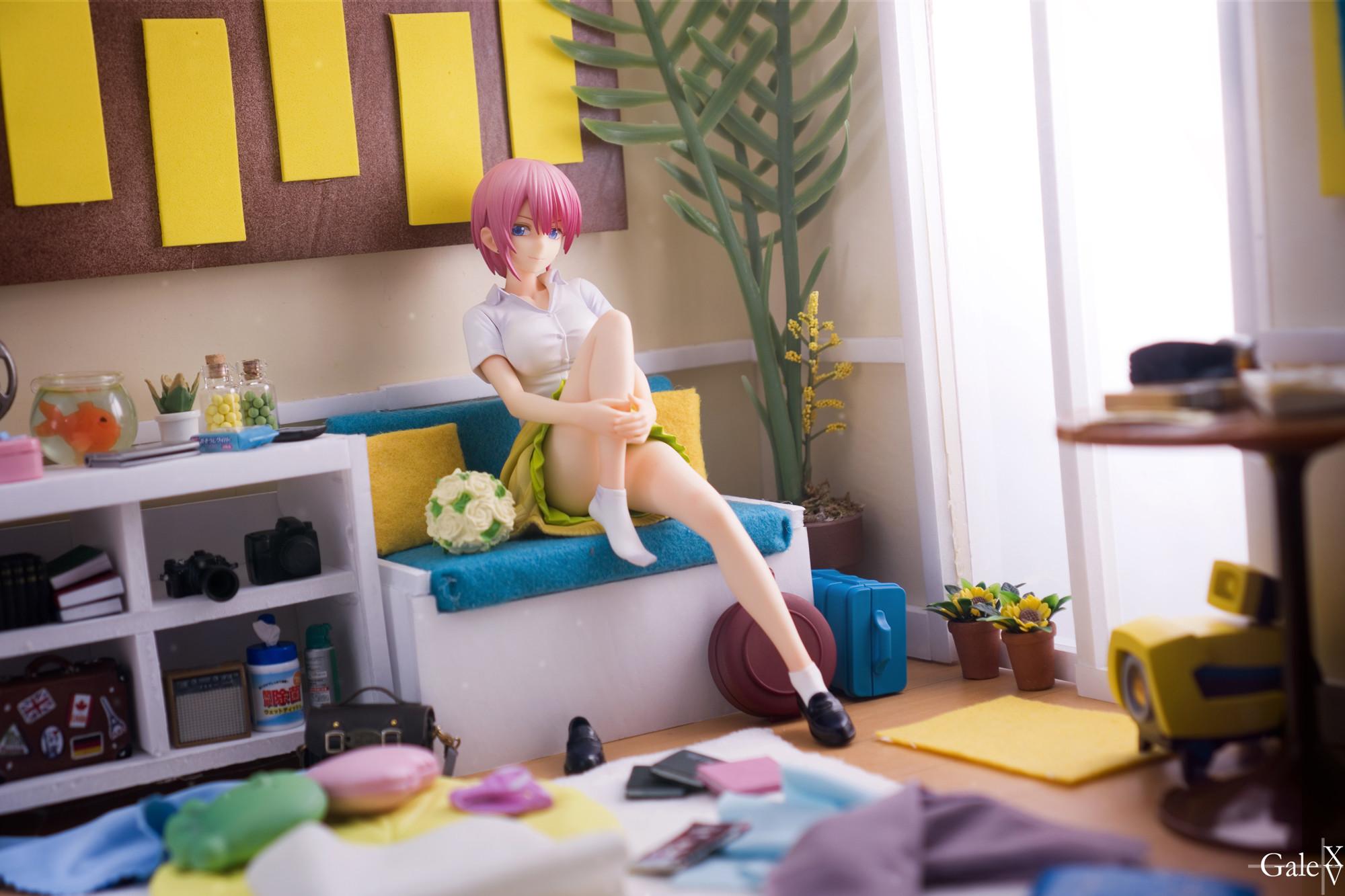 Ichika's New Room